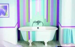 Какой краской красить ванну: знакомство с характеристиками и классификацией