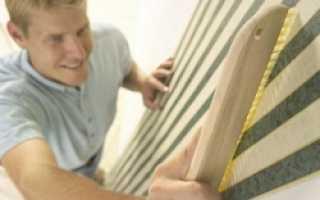 Возможна ли наклейка обоев на водоэмульсионную краску