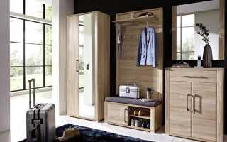 Модульная мебель для холла, плюсы, особенности, варианты декора