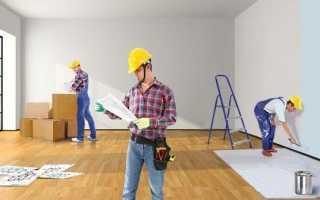 Чистовая отделка квартиры: делаем правильно