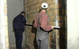 Как правильно расставить маяки для оштукатуривания стен: пошаговая инструкция