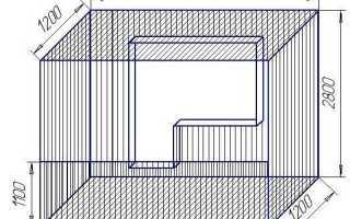 Отделка балкона вагонкой: инструкция по монтажу