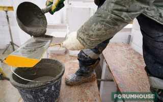 Несущие стены из газобетона: кладка своими руками