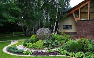 Малые архитектурные формы в ландшафтном дизайне крыш: что применимо, а что нет – 23 фото