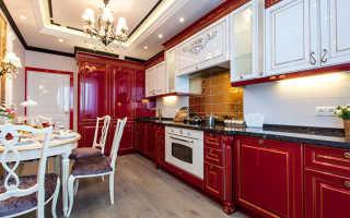 Классический дизайн кухни – 65 фото интерьеров