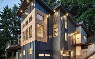 Облицовка зданий: материалы и дизайн