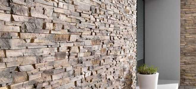 Гипсовый камень для внутренней отделки: изготовление материала