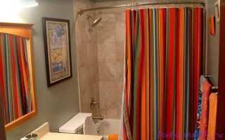 Как выбрать ручку для штор в ванную комнату: советы мастеров