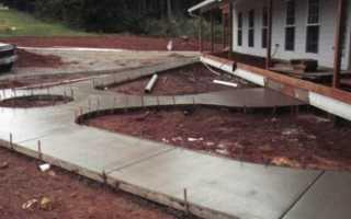 Ремонт бетонных дорожек: Технология и особенности
