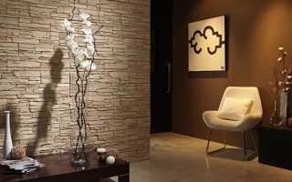 Декоративная облицовка из камня: варианты оформления