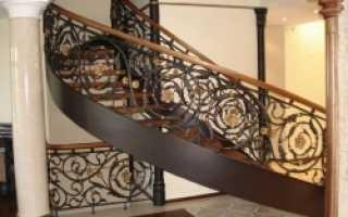 Кованые лестницы | Строительный портал
