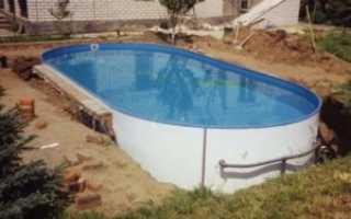 Какой построить бассейн на участке частного дома?