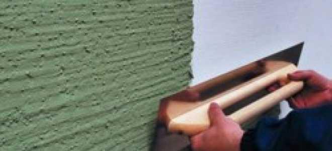 Выравнивание стен шпаклевкой по всем правилам