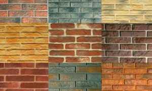 Фасадная краска для наружных работ по кирпичу и как её правильно выбрать