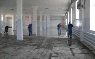 Наружная отделка зданий: промышленных и гражданских