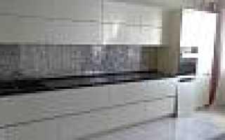 Кухня без ручек: новая мода или практичное решение – 17 фото