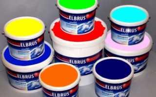 Краска для внутренних работ: выбор красящей основы согласно определённому типу помещения и условиям