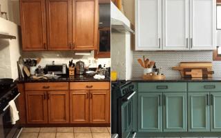 Как самому покрасить старую полированную мебель? Большое строительство