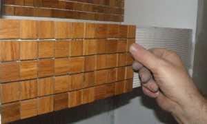 Облицовка мозаичной плиткой стен, пола и других поверхностей