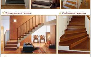 Монолитная бетонная лестница своими руками: технология строительства