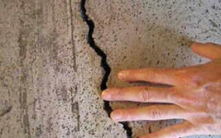 Как выполняется заделка трещин в кирпичных стенах