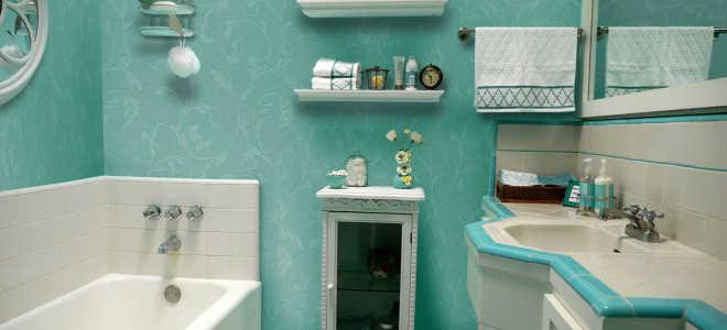 Какой краской покрасить ванную комнату: рассмотрим варианты