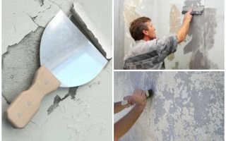 Можно ли шпаклевать по краске при ремонте старых стен и потолков
