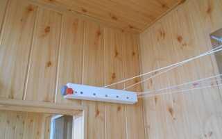 Отделка балкона МДФ панелями – не плохой способ облагородить помещение