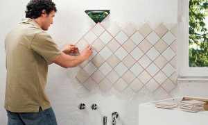 Облицовка керамической плиткой: работа, с которой справится каждый