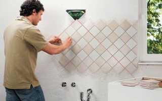Облицовка внутренних стен керамической плиткой: выбираем и делаем