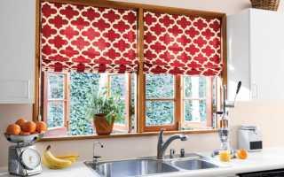 Короткие шторы для кухни (170 фото): примеры дизайнов штор до подоконника
