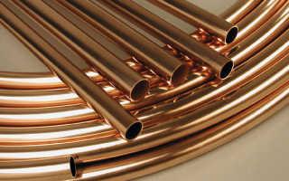 Медные трубы для отопления: характеристика, маркировка и монтажные свойства