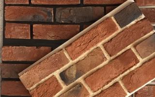 Плитка для внутренней отделки под кирпич и старину