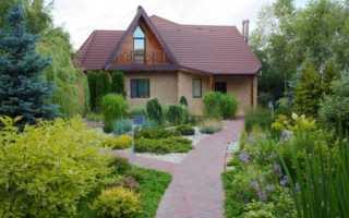 Ландшафтный дизайн садового участка – 100 красивых идей для загородного дома и сада (фото)