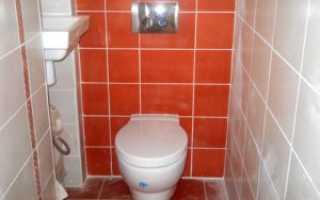 Выбираем чем отделать стены в туалете