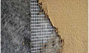 Армирование стен сеткой: правила, особенности, случаи из практики