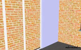 Технология изготовления стены из гипсокартона: от разметки до отделки