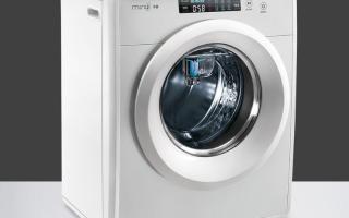 Маленькие стиральные машины: ТОП-5 моделей, как выбрать подходящую?