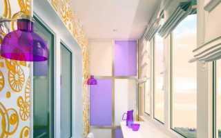 Отделка и утепление балконов и лоджий своими силами