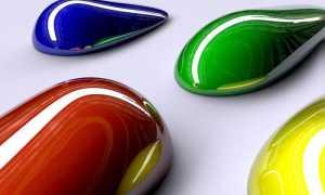 Масляные краски: состав, применение и правила нанесения