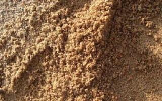 Какой песок лучше всего подходит для производства товарного бетона?