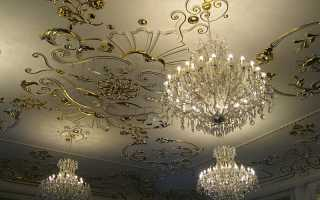 Чем отделать потолок: виды отделочного материала для разных помещений