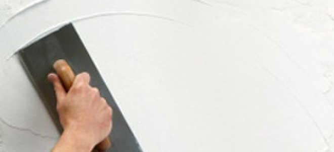 Виды штукатурки для стен: рассмотрим подробно