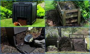 Ящик для компоста своими руками: варианты изготовления, чертежи, фото
