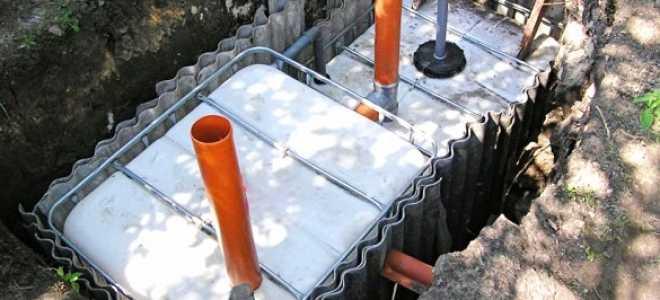 Монтаж канализации для дома своими руками