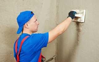 Технология штукатурки стен: как сделать правильно