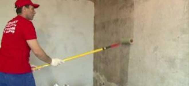 После шпаклевки нужно ли грунтовать стены, и зачем делать это перед ней