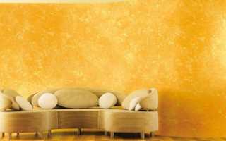 Декоративная роспись стен с собственными руками: виды красок и украшения комнаты