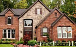 Отделка наружных стен дома: выбираем материал