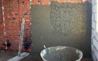 Штукатурка цементная или гипсовая: какую лучше выбрать
